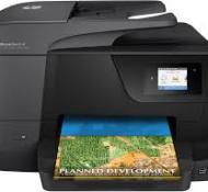 8610/8710 복합기 팩스 작동 테스트